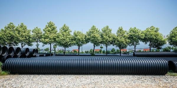 浅议钢带增强聚乙烯波纹管在市政排水管道的应用