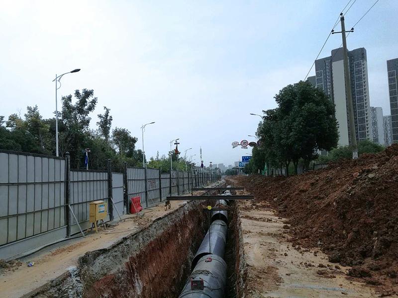 天卓市政给排水管道2