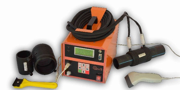 PE管电熔焊接操作步骤