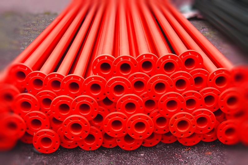 环氧树脂涂塑复合钢管