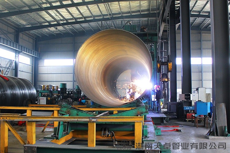 螺旋钢管2