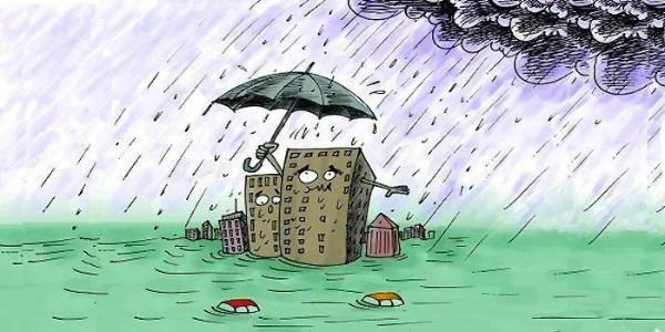城市内涝产生的原因及应对措施