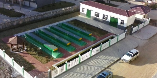 乡镇农村污水处理项目存在的问题及建议