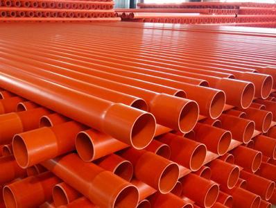 PVC-C高压电缆套管