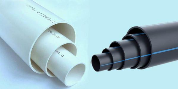 PE管和PVC管有何不同