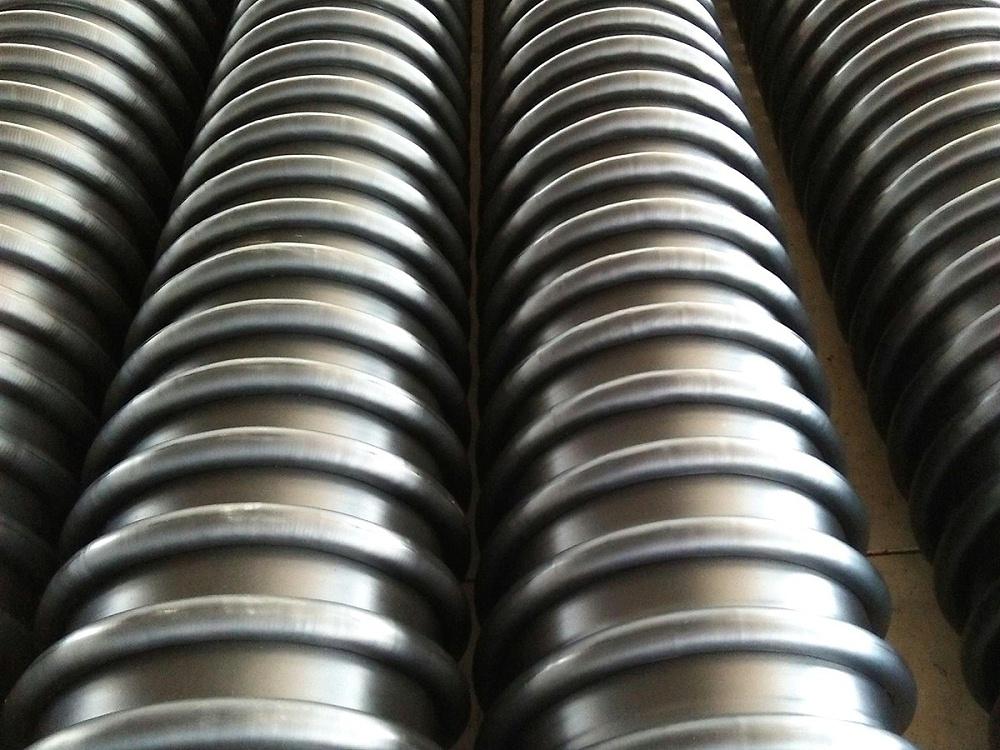 HDPE缠绕结构壁管 (克拉管)