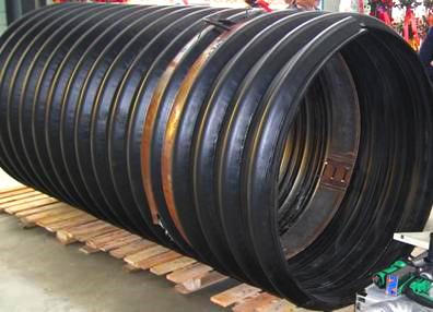 钢带管连接4