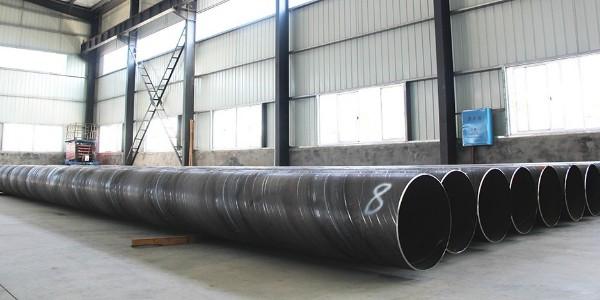 螺旋钢管常见技术参数有哪些?