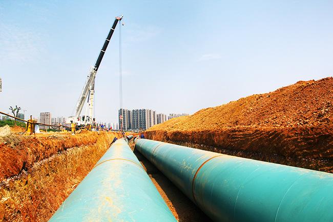 天卓合作项目之湘江西岸防洪保安工程黄金河水环境综合整治