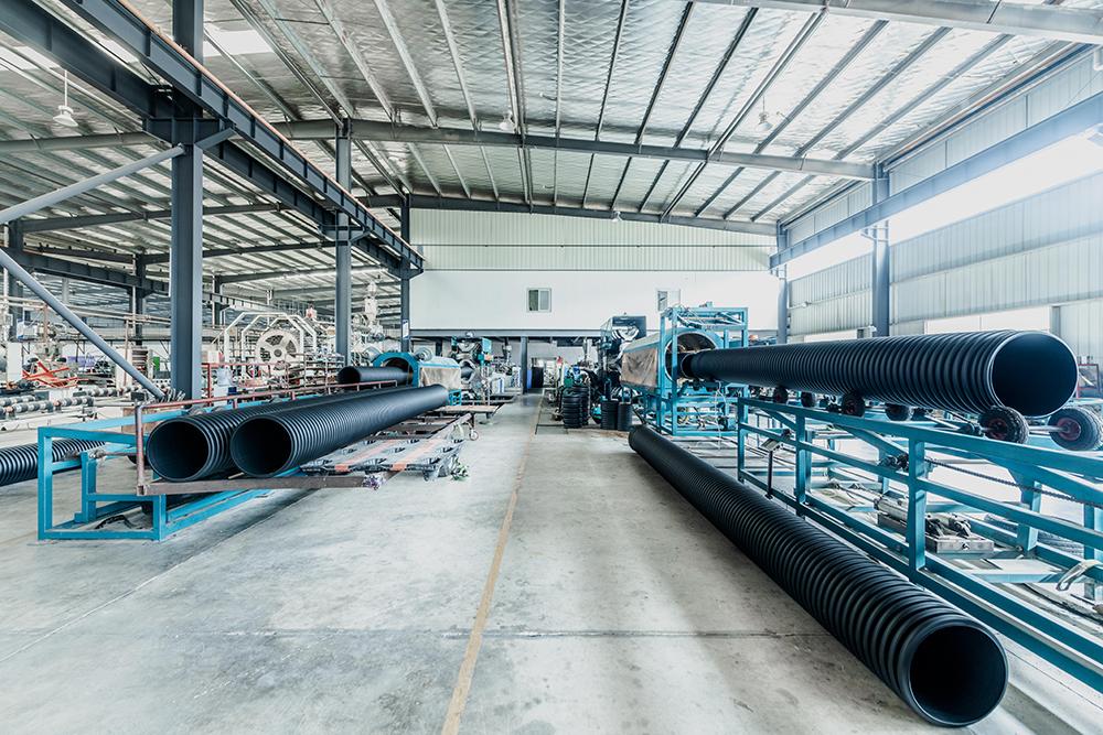 双壁波纹管生产设备