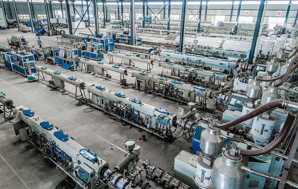 给水管生产设备