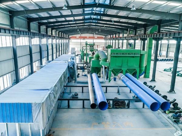涂塑钢管生产设备