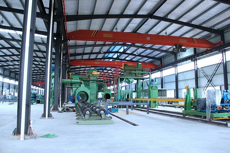 涂塑钢管生产设备2