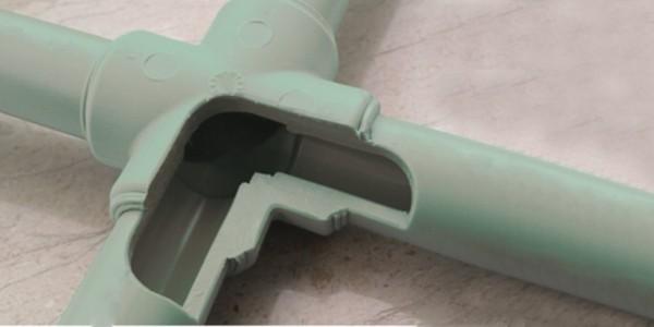 PP-R管的安装注意事项图解